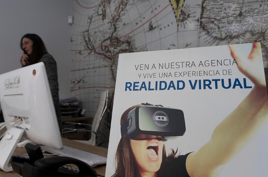 Realidad Virtual en Agencias de Viaje