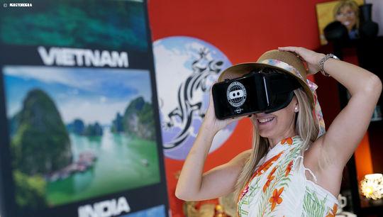 La realidad virtual, una herramienta que permite probar antes de comprar
