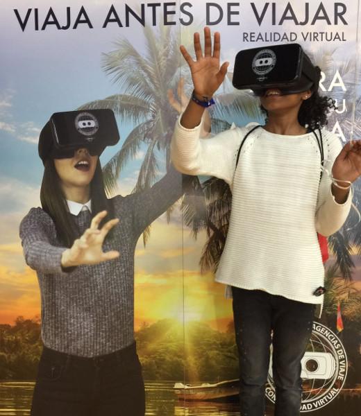 La Realidad Virtual sigue en los medios