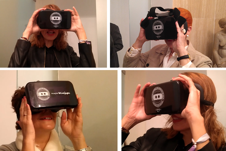 La Realidad Virtual sale de España