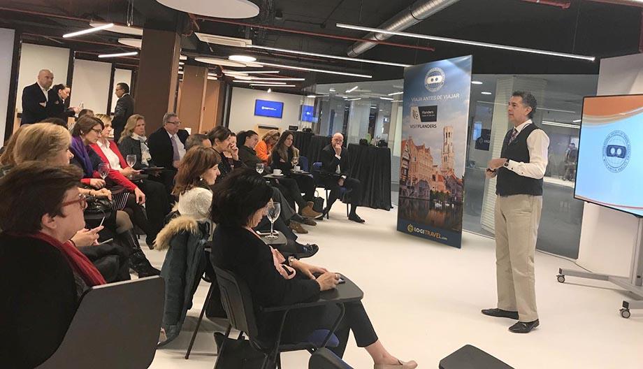 Encuentro con las oficinas nacionales extranjeras de for Oficina turismo francia en madrid