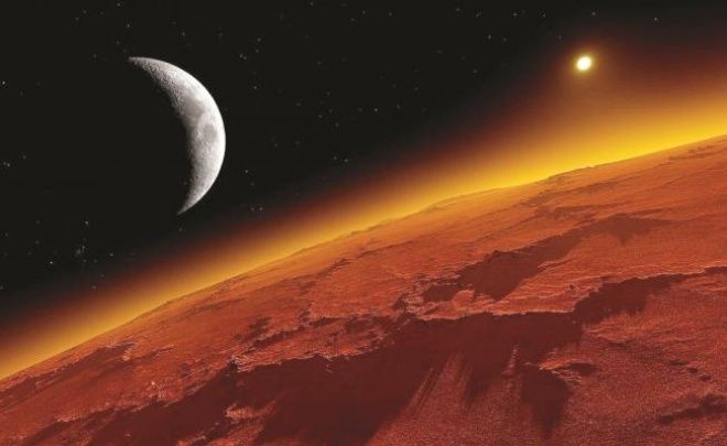 La Realidad Virtual del Turismo busca nuevos destinos en la Luna y Marte