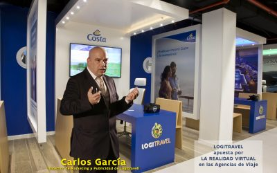 Entrevista a Carlos García (Director de Marketing y Publicidad de Logitravel)