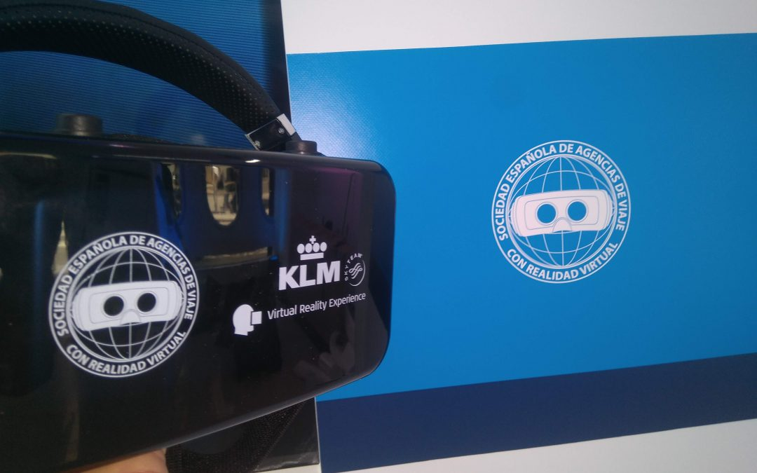 LA REALIDAD VIRTUAL ATERRIZA EN LA POP UP STORE DE KLM
