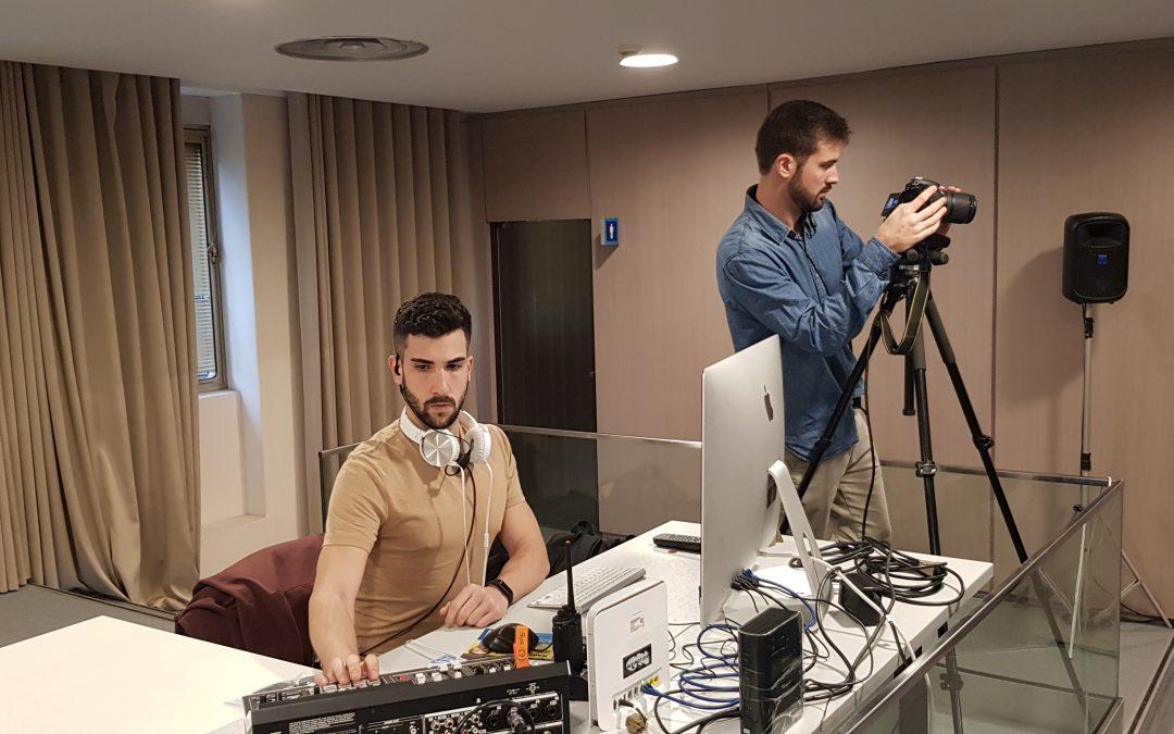 TURVIRTUALTUR retransmite en streaming los Premios de la Sociedad Geográfica Española