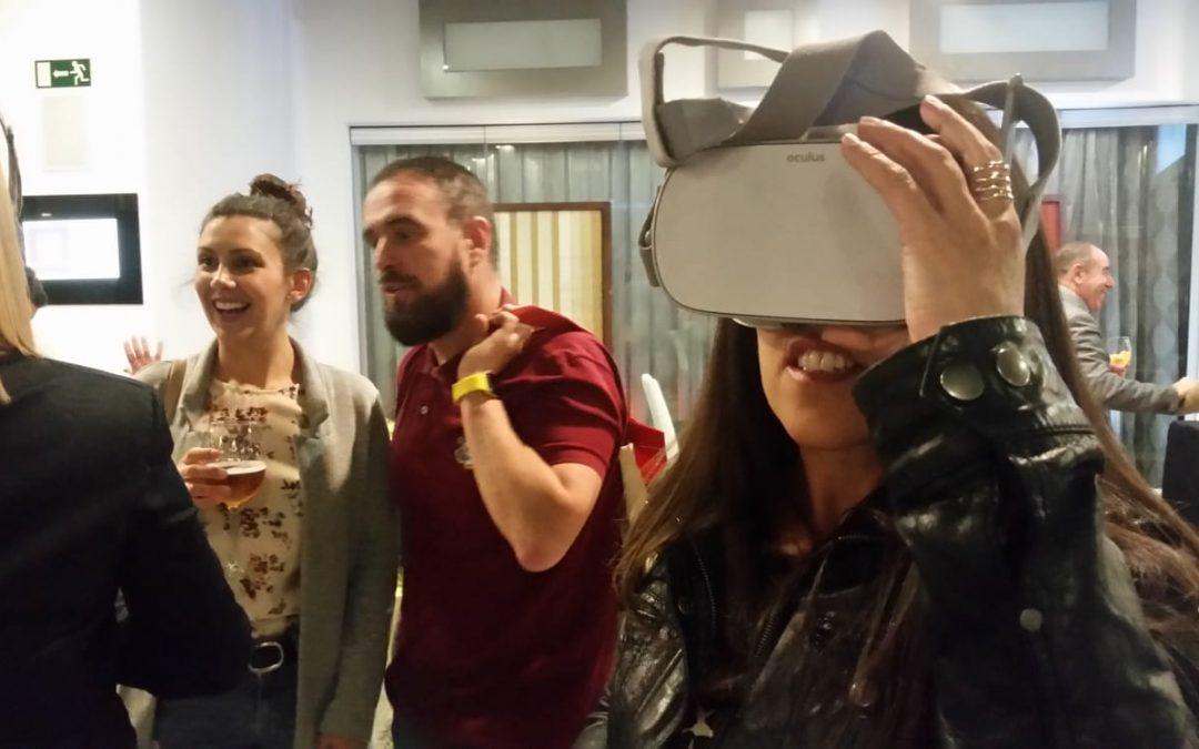 Gran éxito de la realidad virtual en Andalucía con la presentación de Marruecos