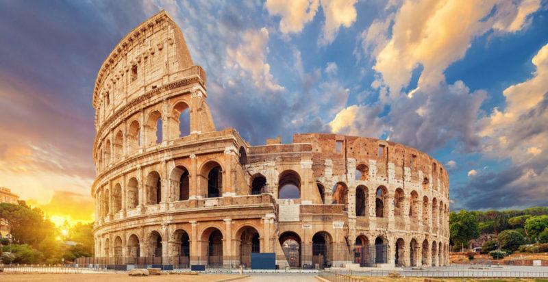 Italia en Vespa en Realidad Virtual